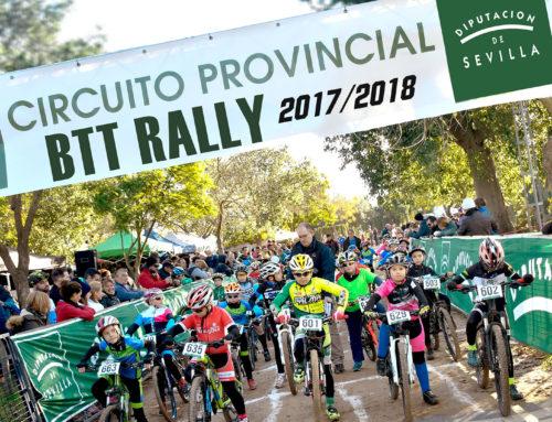 Rally BTT Osuna. Fecha: Domingo 14 Enero 2018