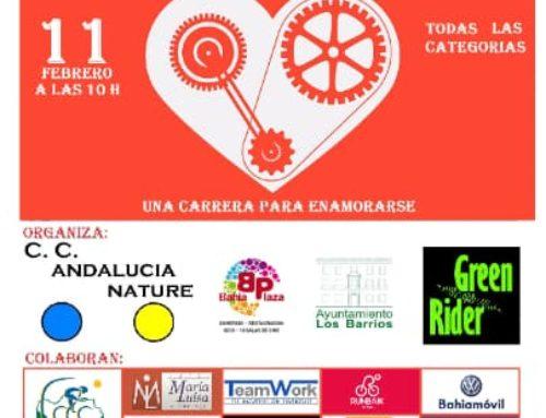 Giro Bahia Plaza en Los Barrios (Cadiz). Fecha: Domingo 11 Feb 2018