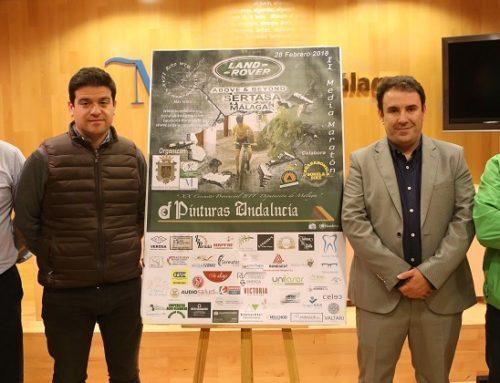 Presentación en Diputación del Cartel Media Maratón 28F. Fecha: Viernes 16 Febrero 2018