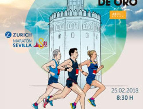 Maratón de Sevilla. Fecha: 25 Febrero 2018