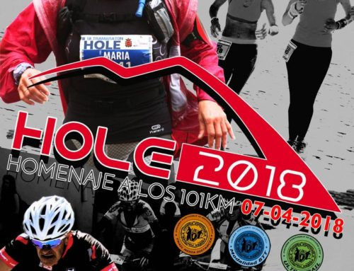 HOLE 2018. Ronda. Trail Media Distancia y BTT. Fecha: 7 Abril 2018
