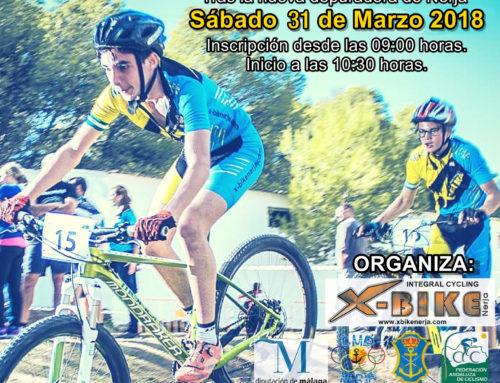 II Rally Escuelas XBike Nerja