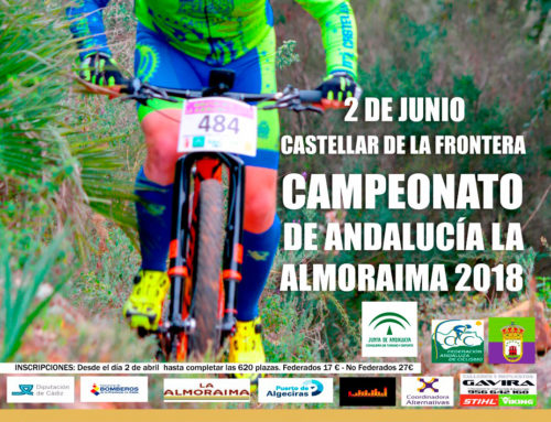 CAMPEONATO DE ANDALUCIA MTB LA ALMORAIMA 2018