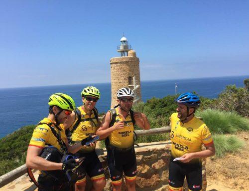 Desafío España – Portugal. Ciclismo. Fechas: Lunes 2 a Viernes 6 Julio 2018
