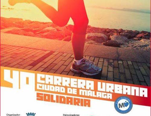 40ª Carrera Urbana Ciudad de Málaga 2018. Fecha: Domingo 21 Octubre 2018