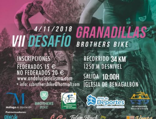 VII DESAFIO GRANADILLAS- BROTHERS BIKE