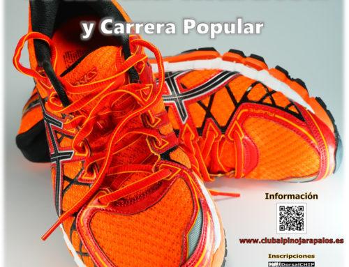 VI Media Maratón y Carrera Popular Alhaurín de la Torre. Fecha: Domingo 13 Enero 2019