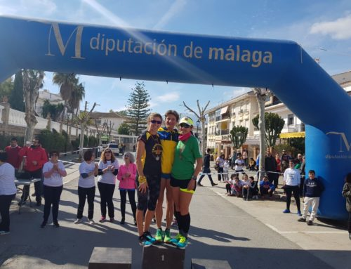 Carrera Popular en Alozaina – Circuito Provincial de Carreras Populares Diputación de Málaga. Fecha: Domingo 10 Febrero 2019