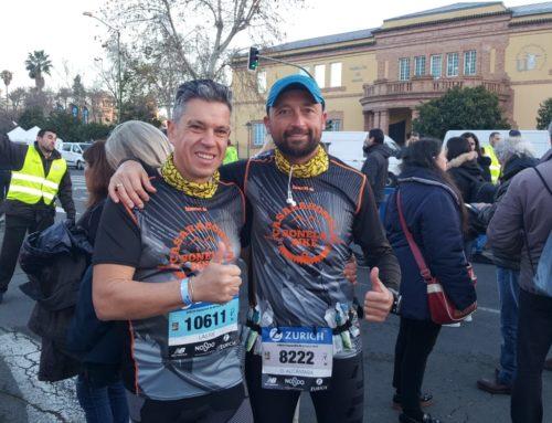 XXXV Maratón de Sevilla. Fecha: Domingo 17 Febrero 2019
