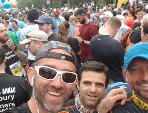 24 Media Maratón Ciudad de Málaga. Fecha: Domingo 24 Marzo 2019