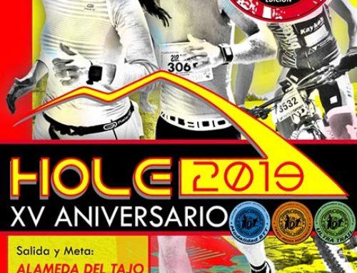 XV HOLE. Homenaje 101 Km de la Legión de Ronda ( HOLE 2019 ). Fecha: Sábado 6 Abril 2019