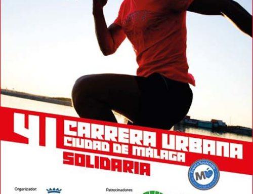 41 Carrera Urbana Ciudad de Málaga. Fecha: Domingo 20 Octubre 2019