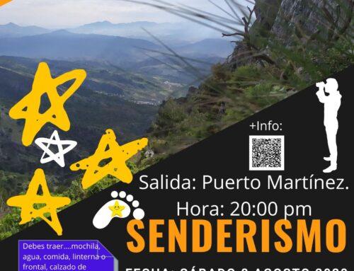 PRÓXIMA Ruta de Senderismo.  Vespertina Circular Sierra de Alcaparain. A cima Valdivia desde Puerto Martínez. Fecha: Sábado 8 Agosto 2020.