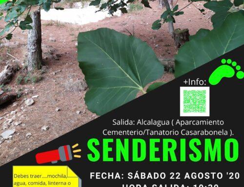 PRÓXIMA Ruta de Senderismo.  Vespertina Circular al Vivero.  Casarabonela ( Sierra de las Nieves ). Fecha: Sábado 22 Agosto 2020.
