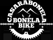 Bonela Bike - Logo Blanco