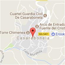Casarabonela en Google Maps